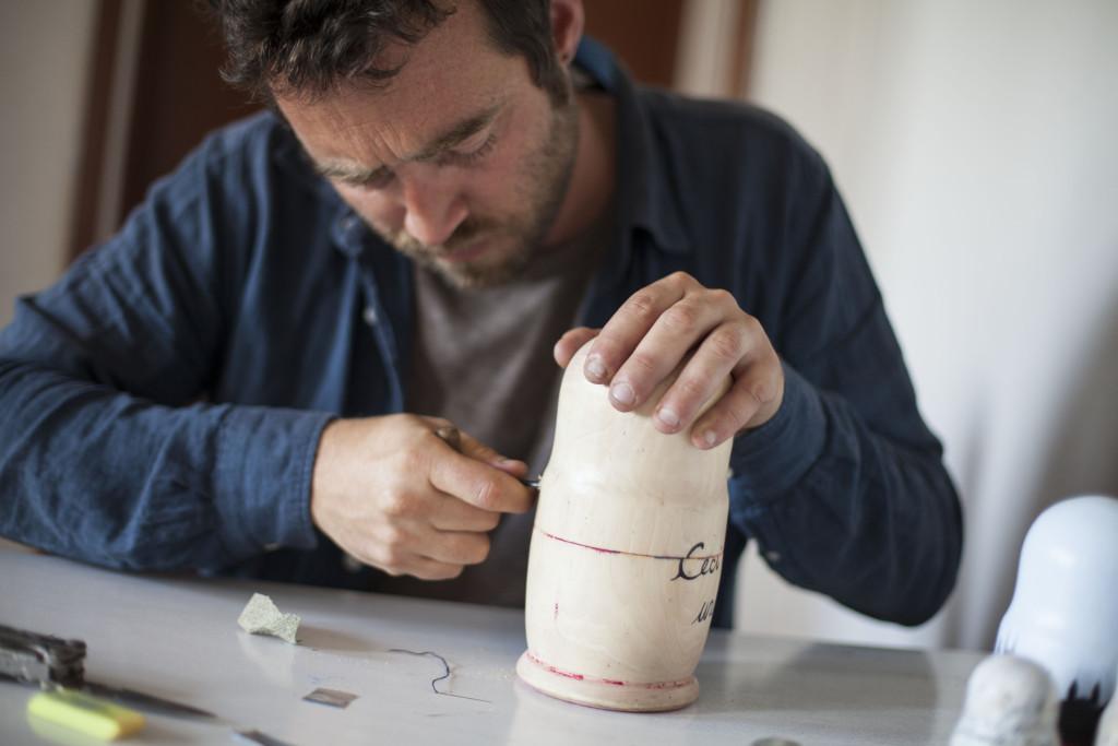 Jordi Llorella and the pinhole photography