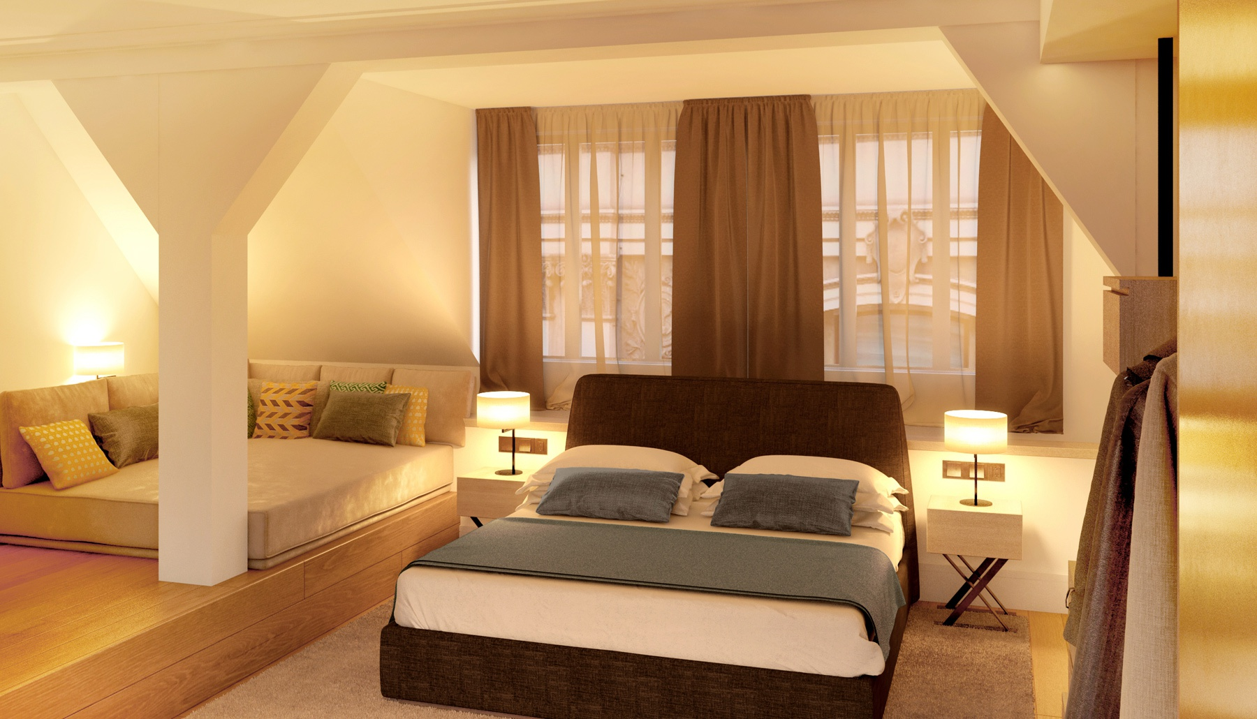 Boho hotel your luxury hotel in prague hotel boho for Modern hotel prague