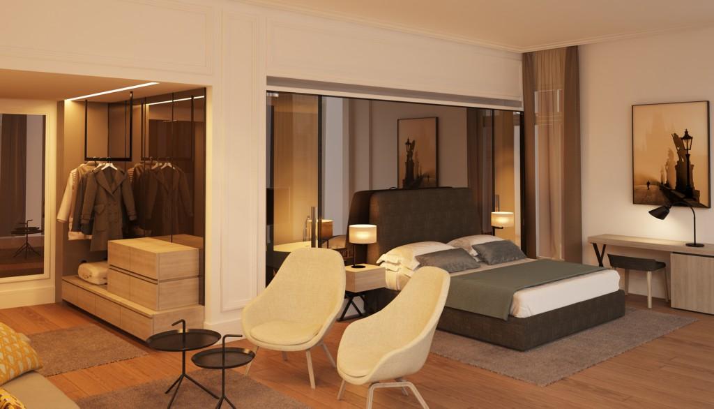 prague city center hotel