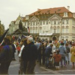The history of Prague: a world heritage