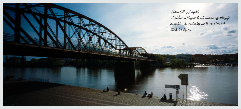 Zeleznicni Bridge