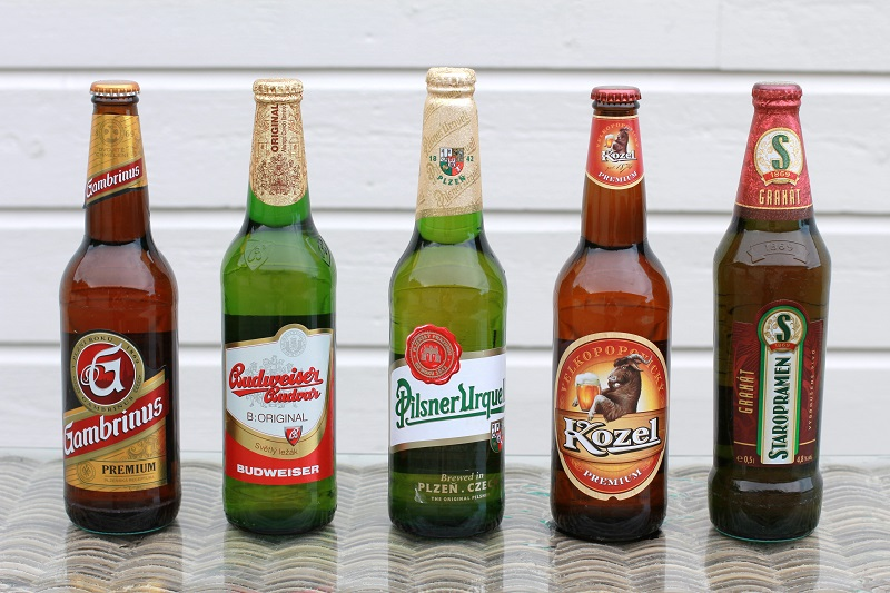 The beer is the national drink in Czech Republic