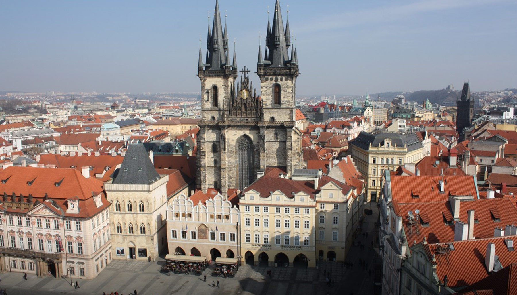 A hidden secret in the heart of Prague